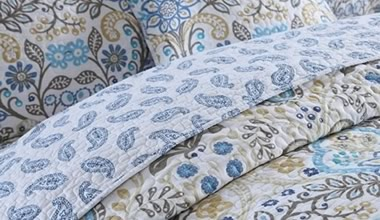 ISTANBUL COTTON COVERLET