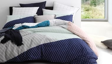 Arlo Quilt Cover Set