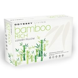 Bamboo Rich Luxury Pillows