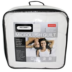 Microlush Quilts 400gsm