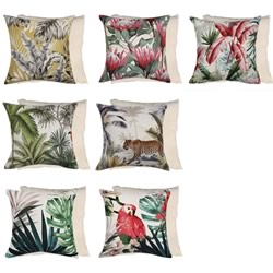Printed Indoor Outdoor Cushions