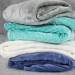 Super Soft Safi Blankets & Throws
