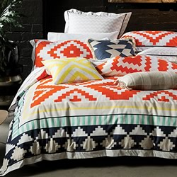 Coco Chilli Quilt Cover Set