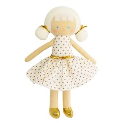 Audrey Gold Spot Doll
