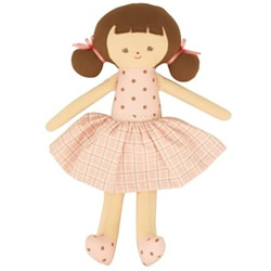 Audrey Pink Cinnamon Doll