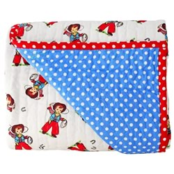 Billy Cowboy Cot Quilt