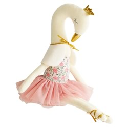 Swan Ballerina Blush Doll