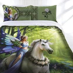 Realm Of Enchantment Quilt Cover Set