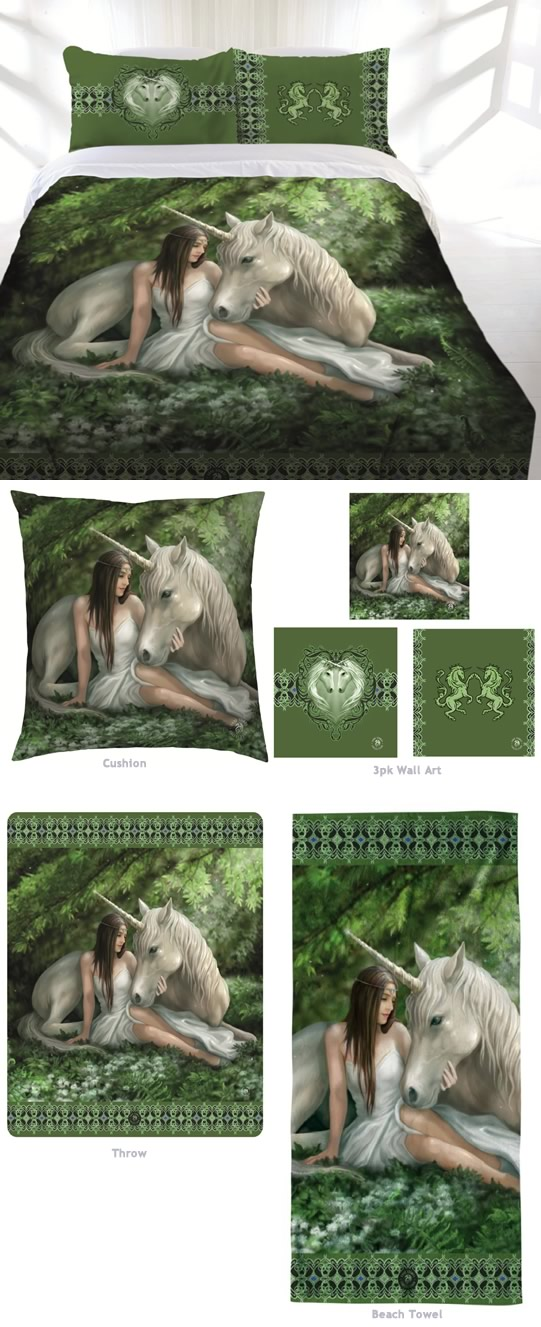 Pure Heart Bed Linen