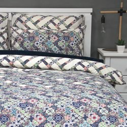 Corley Multi Quilt Cover Set