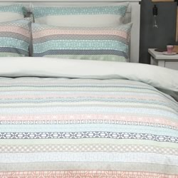Sibu Multi Quilt Cover Set