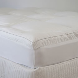 1500gsm Ball Fibre Mattress Topper
