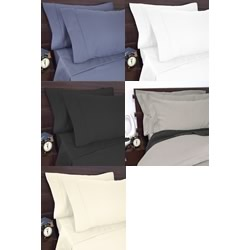 Cotton Rich 1900TC Sheet Sets