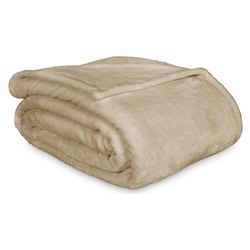 Lucia Stone Luxury Plush Velvet Blanket