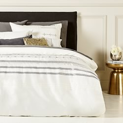 Peyton Cream Quilt Cover Set