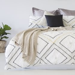 Poncho Quilt Cover Set