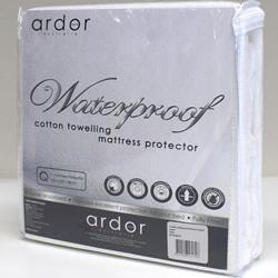 Waterproof Towelling Cotton Protectors