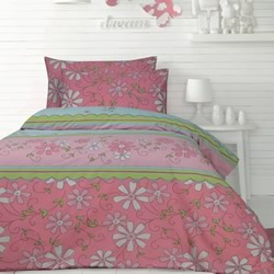 Daisy Chains Quilt Cover Set