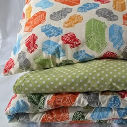 Vroom Vroom Cot Quilt Set