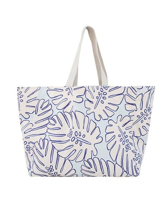Calypso Beach Tote Bag