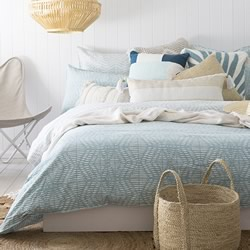 Cayman Quilt Cover Set