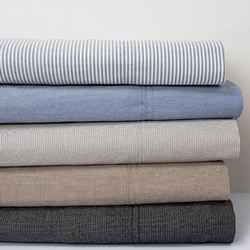 275TC Chambray Sheet Set
