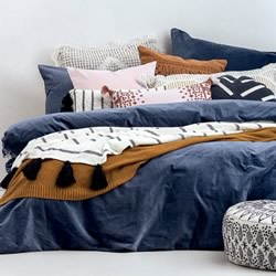 Emerson Quilt Cover Set