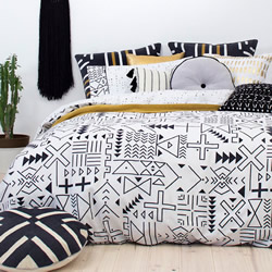 Farah Quilt Cover Set
