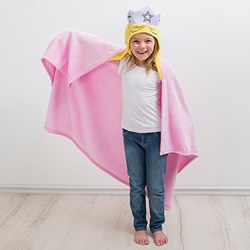 Hooded Throw Princess