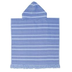 Horizon Ultramarine Express Towel Poncho