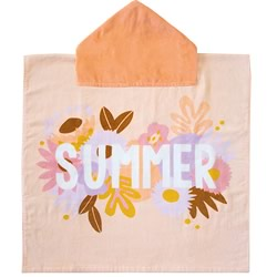 Kids Poncho Pal Summer