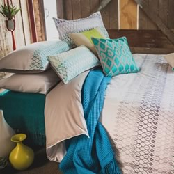 Santiago Quilt Cover Set