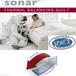 Sonar Outlast Mattress Protector