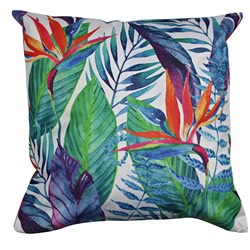 Birds Of Paradise Outdoor Cushions