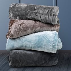 Super Soft Mink Blankets
