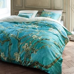 Van Gogh Almond Blossom Quilt Cover Set