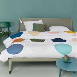 Big Dots Quilt Cover Set