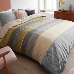 Bodhi Yellow Quilt Cover Set