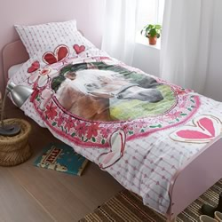 Favourite Horse Quilt Cover Set