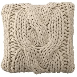 Ainsley Knitted Cushion