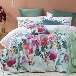 Indra Quilt Cover Set