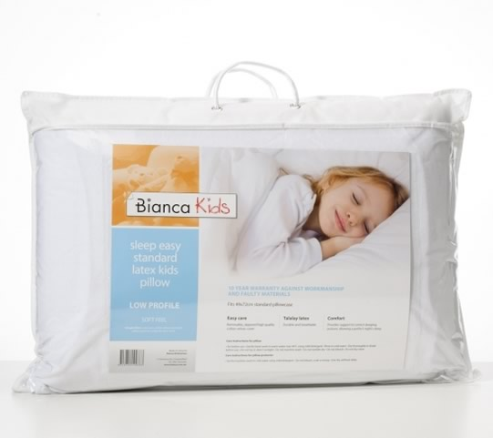 Sleep Easy Talalay Latex Boys Pillow