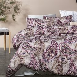 Duchess Turnable Quilt Cover Set