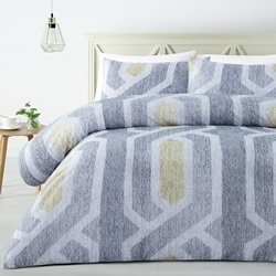 Gozo Quilt Cover Set