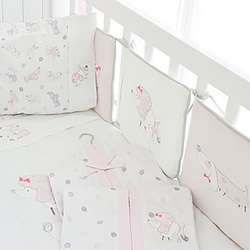 Bebe Caniche Nursery Set