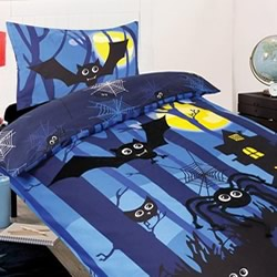 Nocturnal Quilt Cover Set