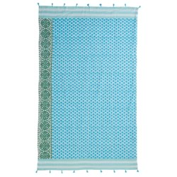 Capri Porto Towelling Throw