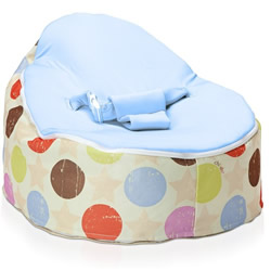 Liberty Blue Snuggle Pod