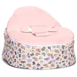 Little Chirpy Pink Snuggle Pod