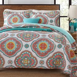 Rania Multi Coverlet Set